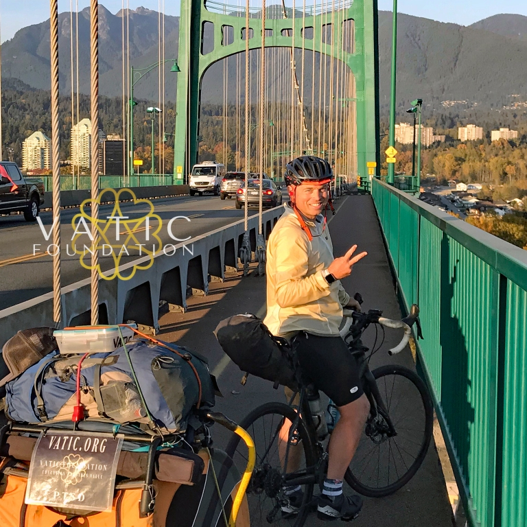 Brian Nadon Lions Gate Bridge 2018