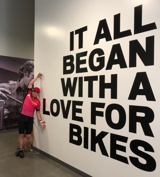 Brian Nadon Specialized Bikes