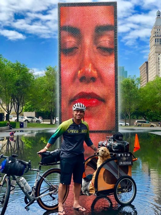 Brian Nadon Chicago 2019